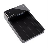 ORICO Super Speed USB 3.0 HDD Docking Station [ORI-USB-CHG-6518US3-BK] - Black - Hdd External Case